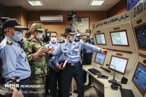 İran yapımı Ilyushin Il-76 uçuş simülatörü tanıtıldı