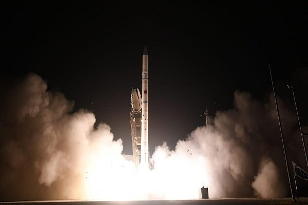Israeli regime launches new spy satellite Ofek 16