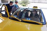 پرداخت کرایه تاکسیهای پارسآباد هوشمند میشود
