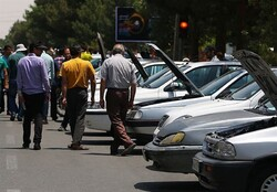 مراکز خرید و فروش خودرو تعطیل شد