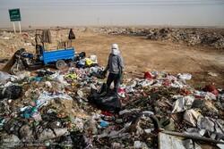 بیتدبیری برای دفن زبالههای بجنورد/ احتمال آلودگی منابع آب روستا