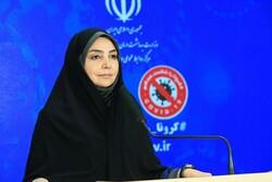 الصحة الايرانية تسجل 142 حالة وفاة و 2262 اصابة جديدة
