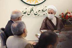 شرایط مبارزه با بیماری کرونا برای ایران مانند جبهه بود