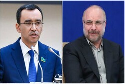 Kazakhstan eager to boost parliamentary coop. with Iran