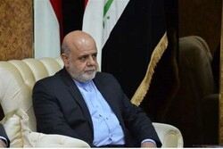Tehran ready to assist Baghdad in security affairs: Envoy