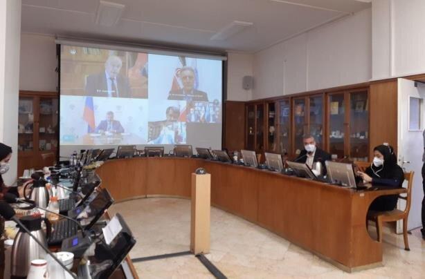 Tehran hosts meeting of Iran-Russia universities' chancellor