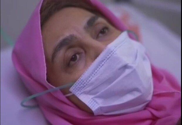 خواهش یکی از کارکنان بهداشت و درمان مبتلا به کرونا از مردم