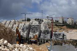 رژیم صهیونیستی شهرک های جدید در مرکز قدس اشغالی می سازد
