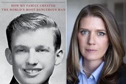 جزییاتی از کتاب انفجاری برادرزاده؛ ترامپ نژادپرست و خودشیفته است
