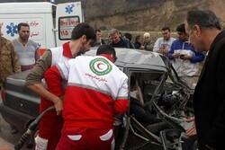امدادرسانی هلال احمر به ۵۲۵ نفر از هموطنان در ۴ روز گذشته