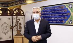 اقدام مهم مونسان در دوران کرونا/ افتتاح نمازخانه وزارتخانه میراث!