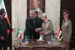 İran ile Suriye askeri ve güvenlik işbirliği anlaşmasına imza attı