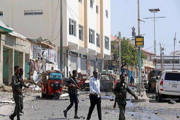 مقتل واصابة 9 أشخاص في تفجير لغم وسط العاصمة الصومالية مقديشو