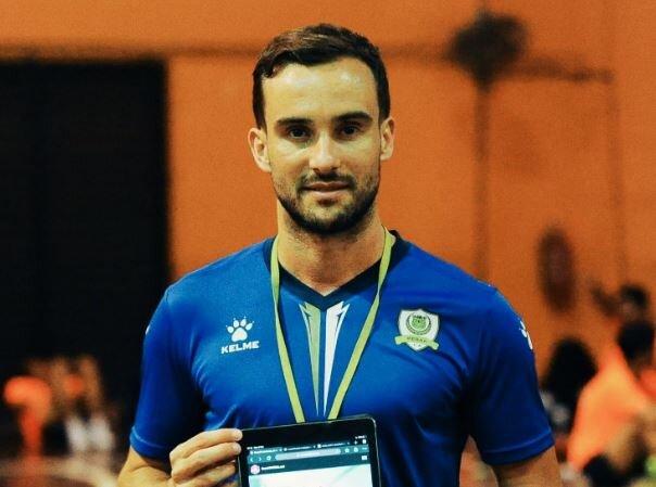 تمجید سرمربی تیم فوتسال «پراک» مالزی از بازیکن ایرانی