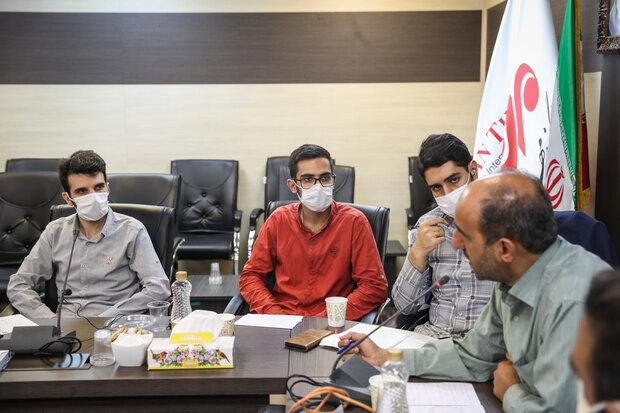نشست بررسی وضعیت شرکت هپکو