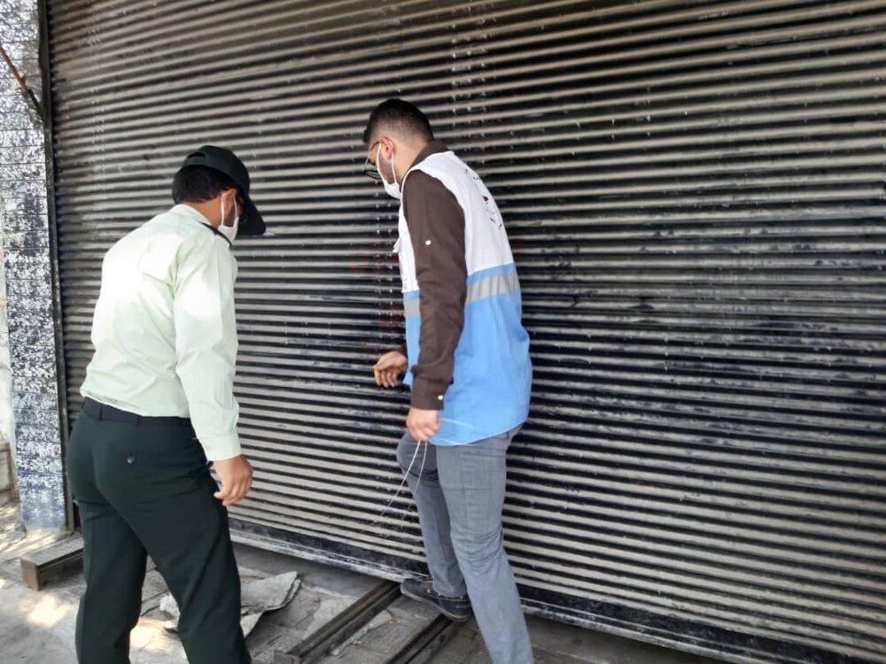 3495243 » مجله اینترنتی کوشا » پلمب ۷ قهوه خانه متخلف در محدوده بازار تهران/ اخطار به ۱۱ مغازه 1