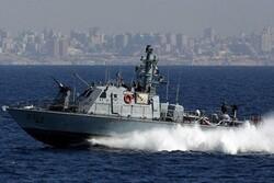 نقض حریم آبی لبنان از سوی قایق جنگی رژیم صهیونیستی
