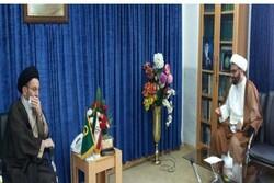 مدیرکل تبلیغات اسلامی لرستان با نماینده ولیفقیه در استان دیدار کرد