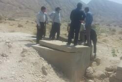 مشکل آب روستای لاور شرقی رفع شد/ بهبود وضعیت آب روستاهای دشتی