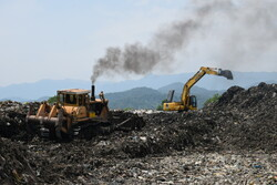 دفن روزانه ۱۲۰ تن زباله در آستارا