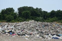 مشکل دفن زباله شهر اردبیل تا ۸۰ درصد حل شده است