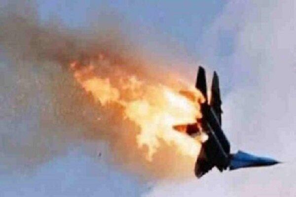المقاتلات الفنزويلية تسقط طائرة تحمل رقما أمريكيا