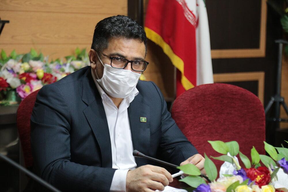 335 بیمار در بخشهای کرونایی استان بوشهر بستری هستند