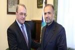 Iran, Russia discuss latest regional developments