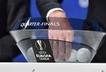 قرعهکشی مرحله یکچهارم نهایی لیگ اروپا انجام شد