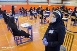 امتحانات پایه دوازدهم در خوزستان با ۴۳ هزار دانش آموز برگزار شد