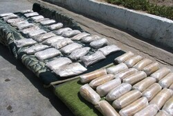 Police seize over 3.7 tons of illicit drugs in SE Iran