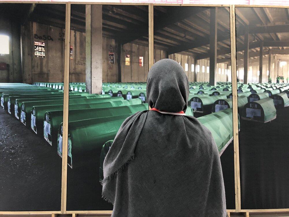 چون بوسنیاییها مسلمان بودند سکوت شد/ یاد شهدای ایرانی جنگ بوسنی