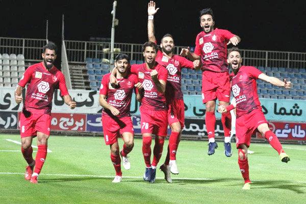 Persepolis edge Machine Sazi to move a step closer to IPL title