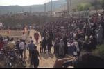 کورس مرگ در سایه کرونا/ برگزاری همایش هزار نفری نمایش اسبهای اصیل!