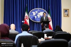 ايران عبأت على الدوام كل طاقاتها لتحقيق السلام المستديم في العالم