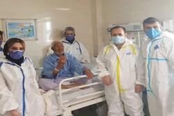 İran'da 109 yaşındaki hasta koronavirüsü yendi