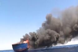 ائتلاف سعودی قایقهای ماهیگیران یمنی را بمباران میکند