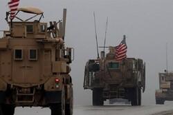 آمریکاییها منابع نفتی سوریه را به سرقت بردند