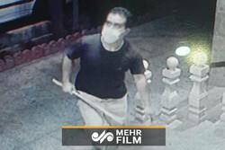 شیوه عجیب هالوژن دزدی در شرق تهران