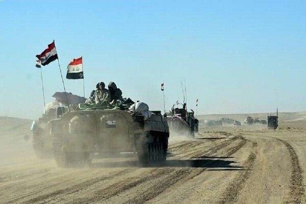 """تدمير مقر قيادة لـ"""" داعش"""" وحرق ستة أوكار خلال عملية """"أبطال العراق"""""""