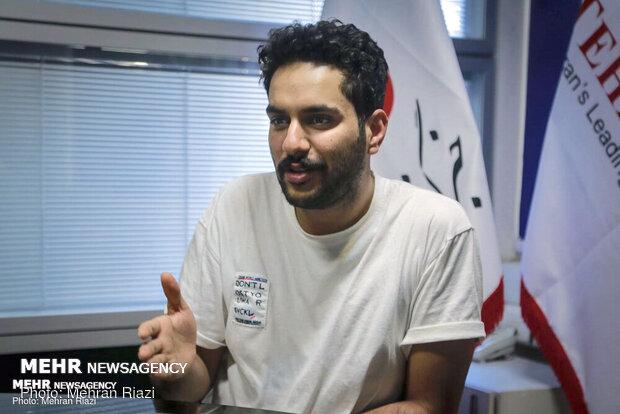 گفتگو با پدارم پور امیری نویسنده فیلم شنای پروانه