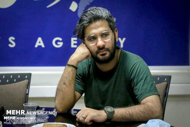 گفتگو با حسین امیری دوماری نویسنده فیلم شنای پروانه