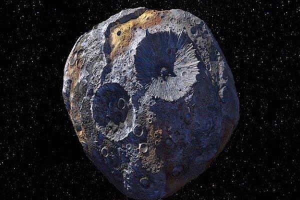 فضاپیمایی که قرار است ساکنان زمین را میلیاردر کند