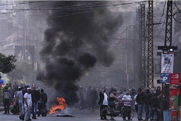 صهیونیستها چگونه از بحران اقتصادی لبنان سوء استفاده می کنند؟