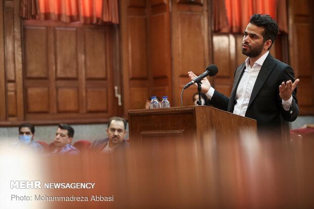 امید اسد بیگی مدیرعامل شرکت کشت و صنعت هفت تپه