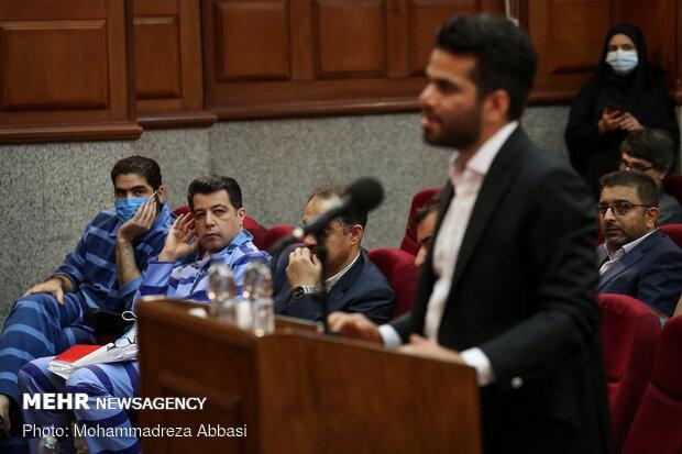 اولین جلسه رسیدگی به اتهامات تعدادی از مدیران سابق دولتی