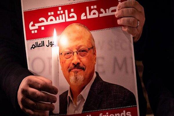 خاشقجی کے قتل کے اصل ملزم سعودی عرب کے ولیعہد محمد بن سلمان ہیں