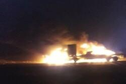 عراق میں امریکی فوج پر حملہ