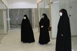طلبه بوشهری مهریه خود را وقف حوزه علمیه خواهران کرد