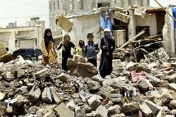 10 شهداء في جريمة استهداف طيران العدوان السعودي منزل مواطن في حجة